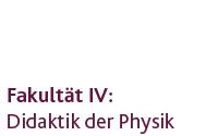 Didaktik der Physik