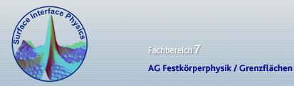 Festkörperphysik / Grenzflächen (Prof. Dr. Andreas Stierle)