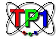Theoretische Physik 1 (Elementarteilchenphysik)